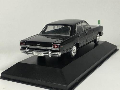 Ford Landau Presidential Limousine (IXO)   by IFHP97