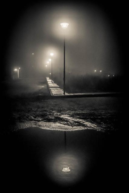 noir reflection