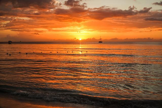 7-Mile Beach - Negril