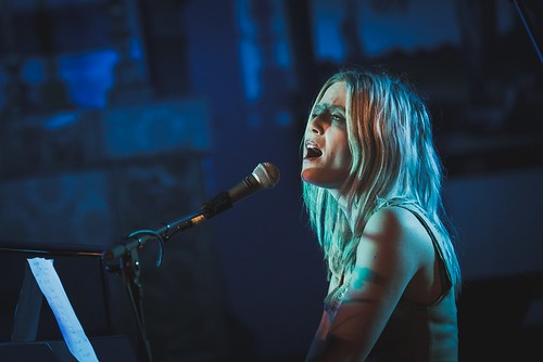 Myrkur at St John On Bethnal Green | by p_a_h