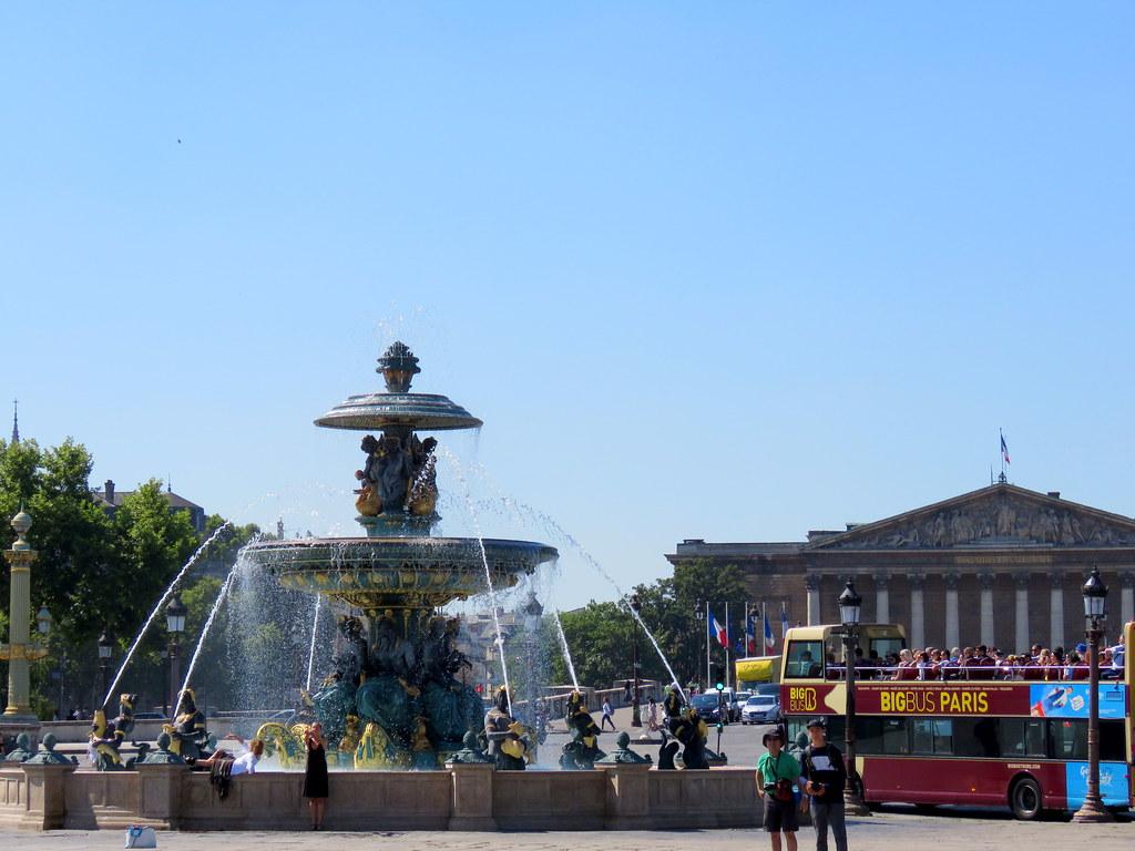 Plaza De La Concordia plaza de la concordia - parís   pablo c.m    bancoimagenes