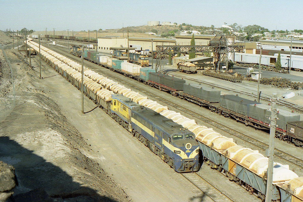 Busy Broken Hill by Justin Cheary
