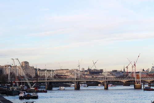 Thames River London | by blondgarden
