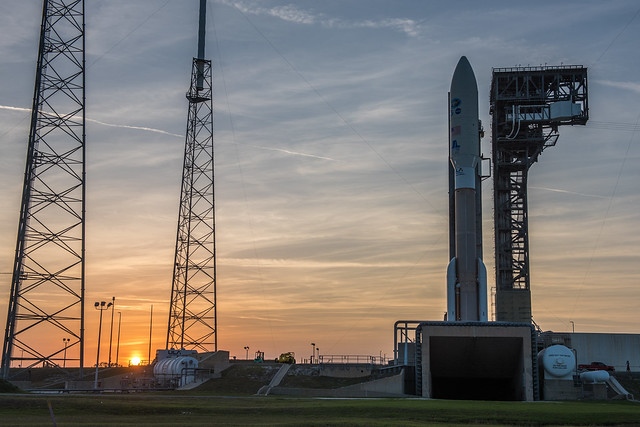 GOES-S Ready for Launch