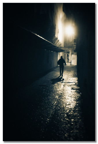 The lord of the streets   by João Cruz Santos