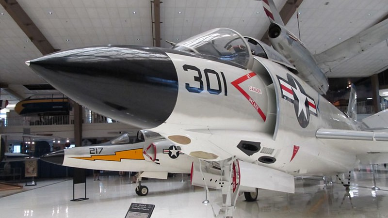 McDonnell F3H-2M Demone 7