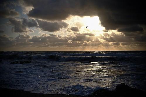 fujifilm xpro2 xf xf1855mm 海景 seascape 空景 skyscape 雲景 cloudscape dusk 夕景 evening 夕日 settingsun