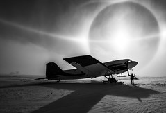 SOUTH POLE DC-3