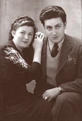 3A_STERN_Paula y klaus después de la liberación en Fuerth, Septiembre 1946