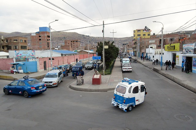Puno street