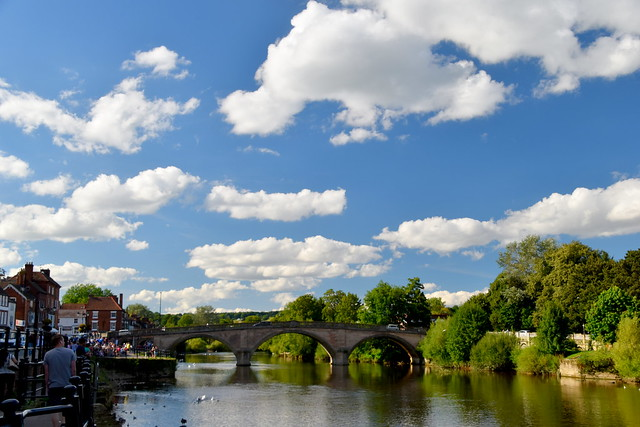 River Severn, Bewdley, Worcestershire