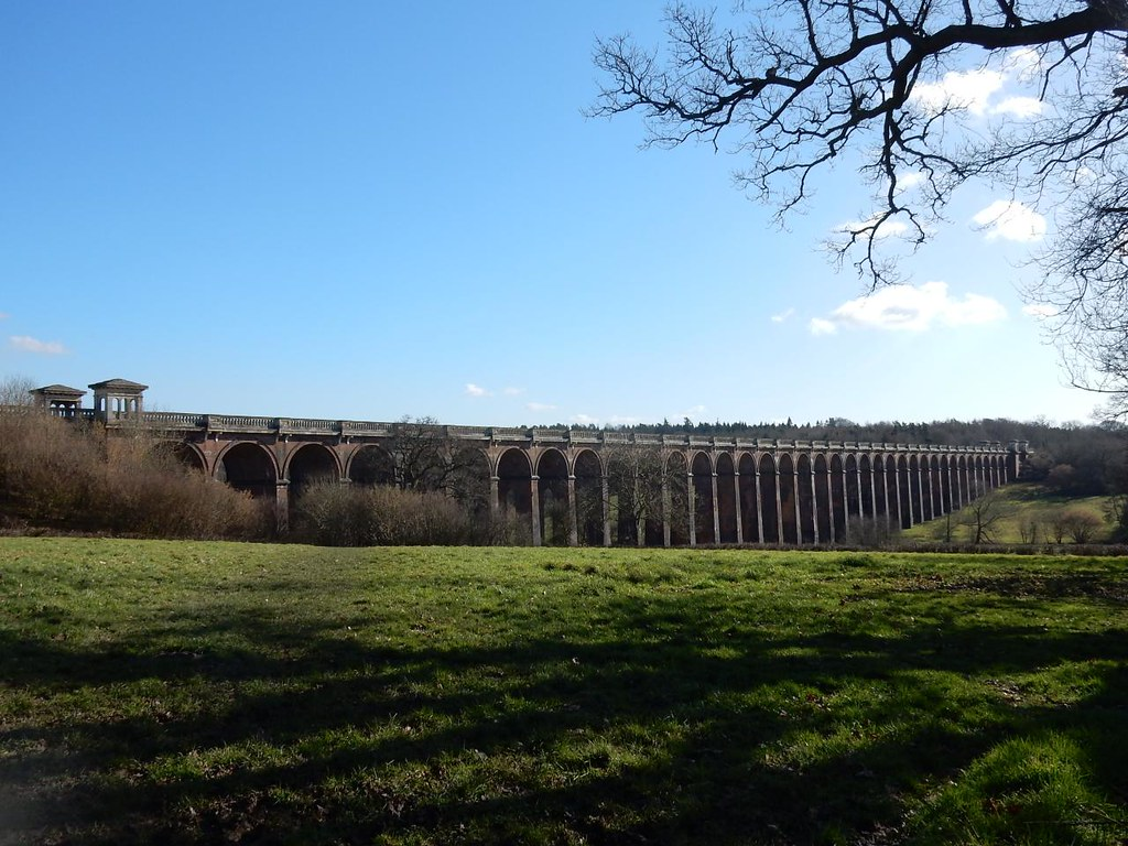 Ouse Valley Viaduct Balcombe Circular (winter)