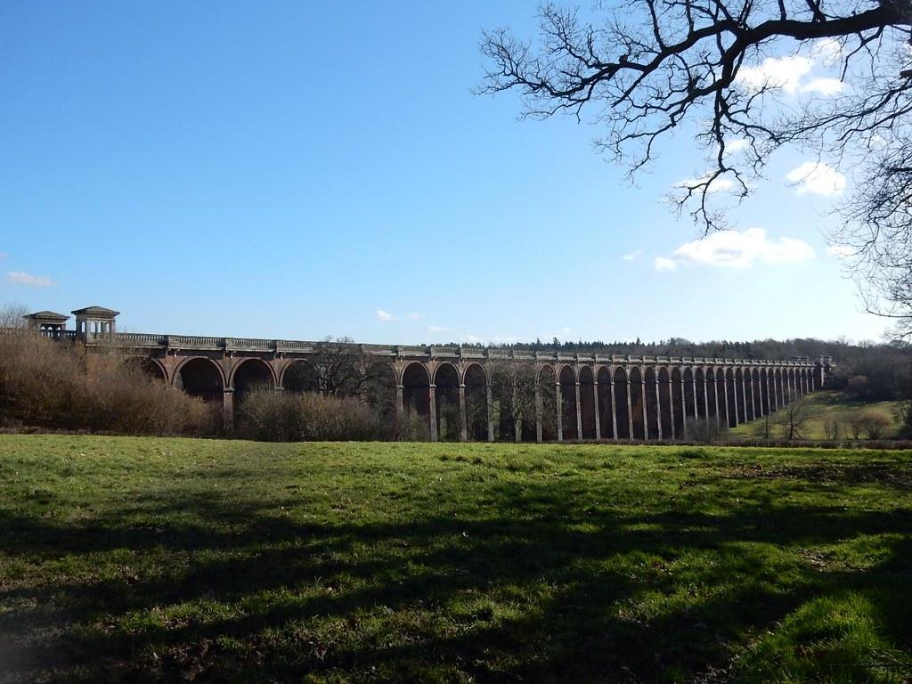 Ouse Valley Viaduct Balcombe Circular (winter)
