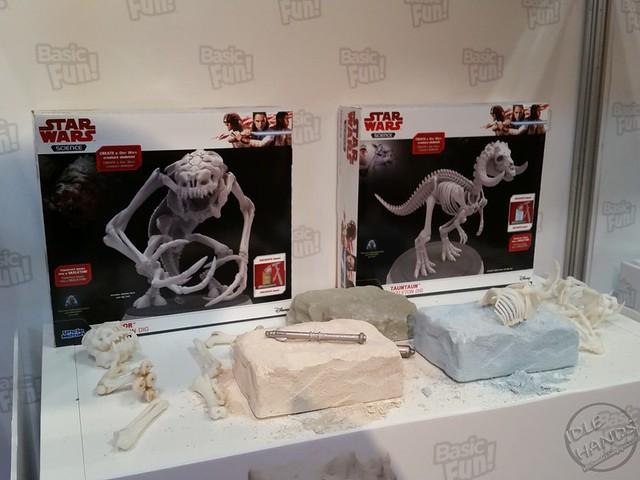 Toy Fair 2018 Uncle Milton Star Wars 01