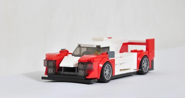 Le Mans Prototype Race Car #2