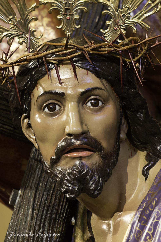 CAIDA DE JESÚS EN SU CAMINO AL CALVARIO