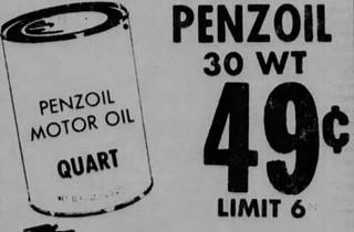 Penzoil / Pennzoil
