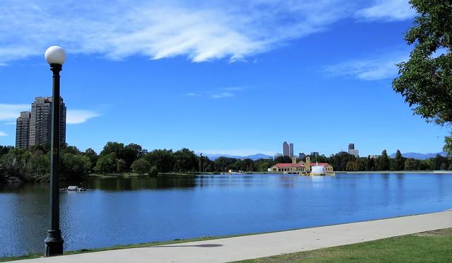 Strolling City Park