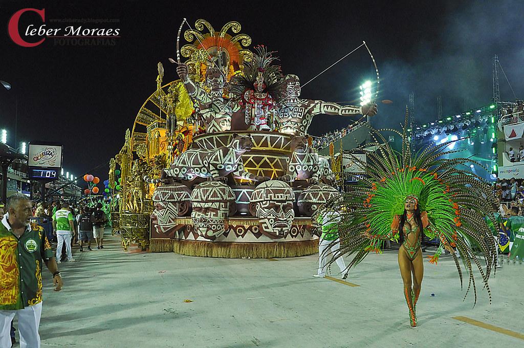 G. R. E. S. Imperatriz Leopoldinense 4711 Carnaval 2018 - Rio de Janeiro - RJ - Brasil