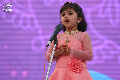 Baby Simran Parkar from Pune, expresses her views
