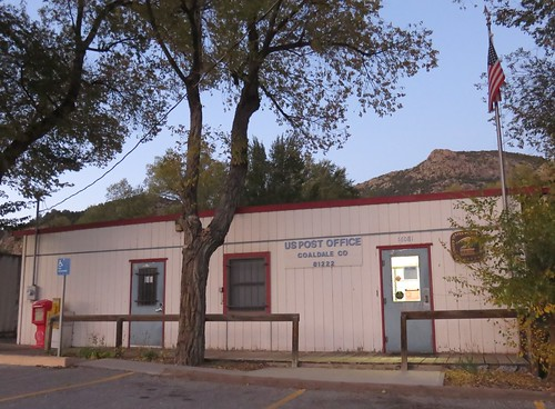 colorado co postoffices fremontcounty coaldale rockymountains coloradorockies northamerica unitedstates us