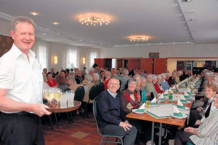 Rhede-Ems - Gasthof Prangen
