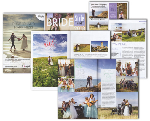 Bride 2018 - Style of Wight Magazine | by s0ulsurfing