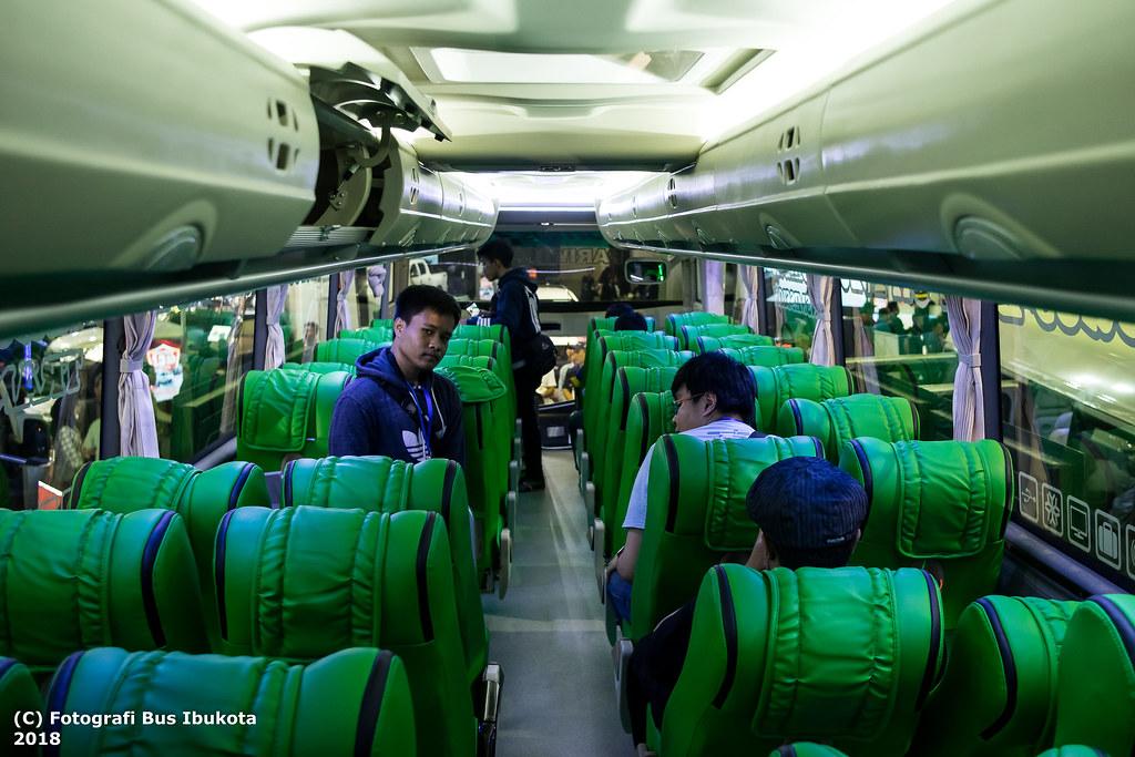 Adi Putro Jetbus 3 Hdd Interior Tim Fotografi Bus Ibukota