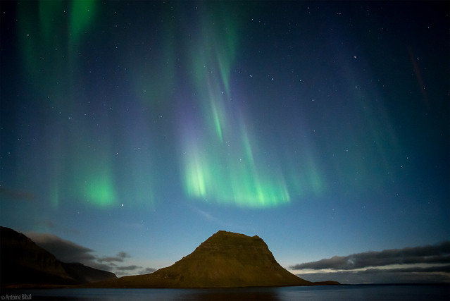 Aurora over Kirkjufell & Ursa Major