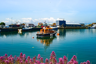 HOWTH LIFEBOAT [PHOTOGRAPHED NINE YEARS AGO]-135952
