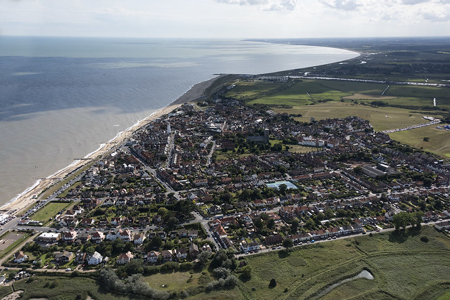 Southwold aerial