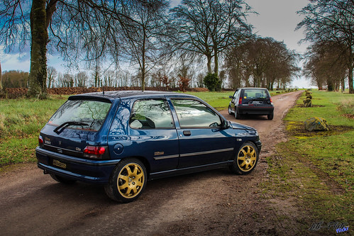 Renault 5 GT Turbo - Renault Clio Williams | by LOlo-PhotO