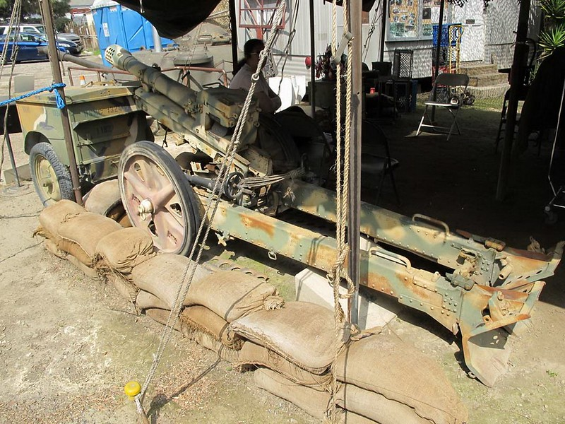 7.5 cm Gebirgsgeschutz 36 Mountain Gun 1