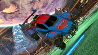 Rocket League: DC Super Heroes DLC | by PlayStation.Blog