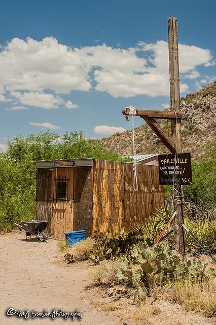 Colossal Cave Mountain Park | Vail, Arizona