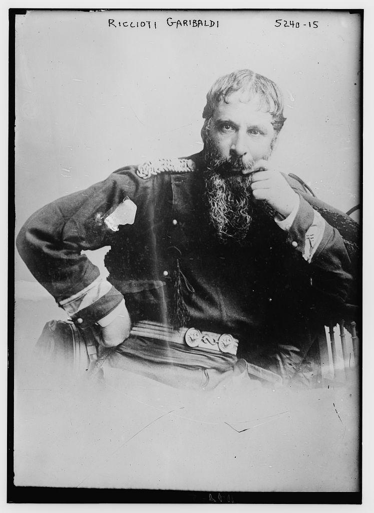Riccioti [i.e. Ricciotti] Garibaldi (LOC)