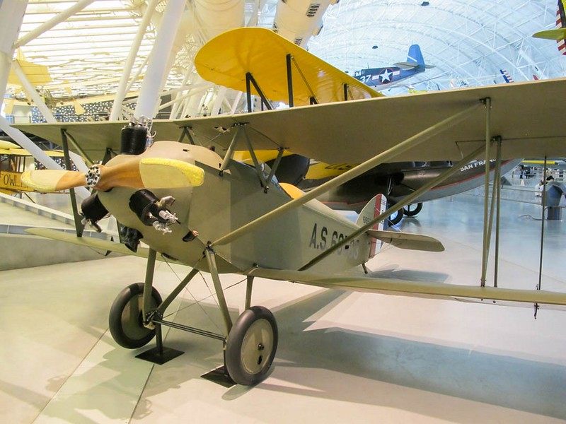 Verville-Sperry M-1 Messenger 1