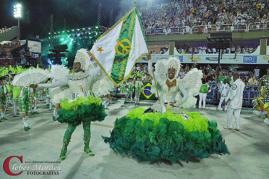 G. R. E. S. Imperatriz Leopoldinense 4726 Carnaval 2018 - Rio de Janeiro - RJ - Brasil