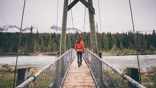 Dog Lake,Kootenay national Park   by The World's Paths