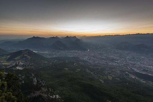panorama france mountains grenoble sunrise landscape outdoor vercors moucherotte 2015 nikkor1635mmf4vr nikond610