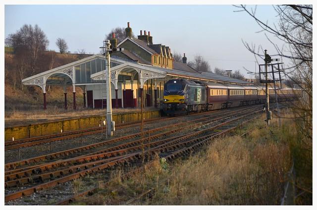 1Z57 11:09 Crewe to Preston.
