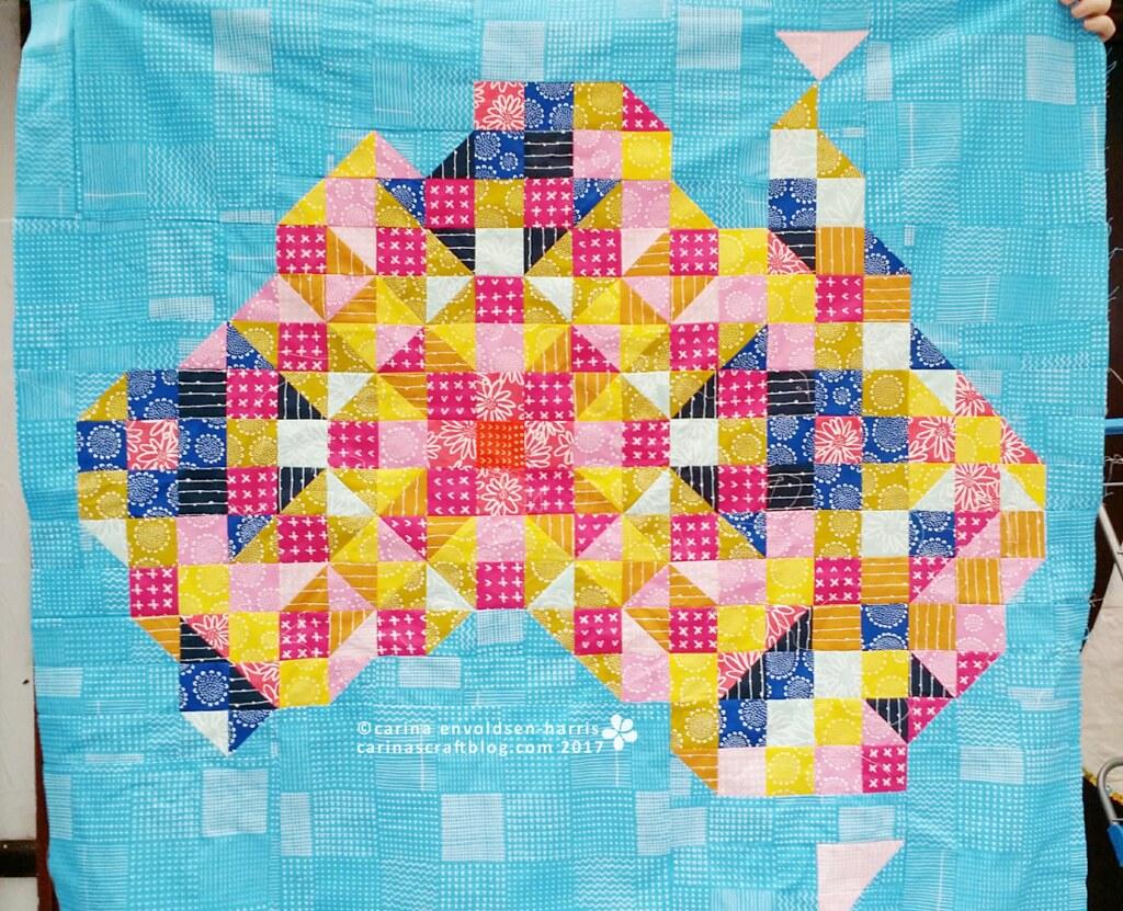 Australia quilt