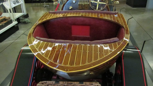 All Types Of Vehicles And Other Various Things Of Interest Including The Famous Original Chitty Chitty Bang Bang Vintage Racing Car The Museum Of Transport Glasgow Scotland - 9 Of 161