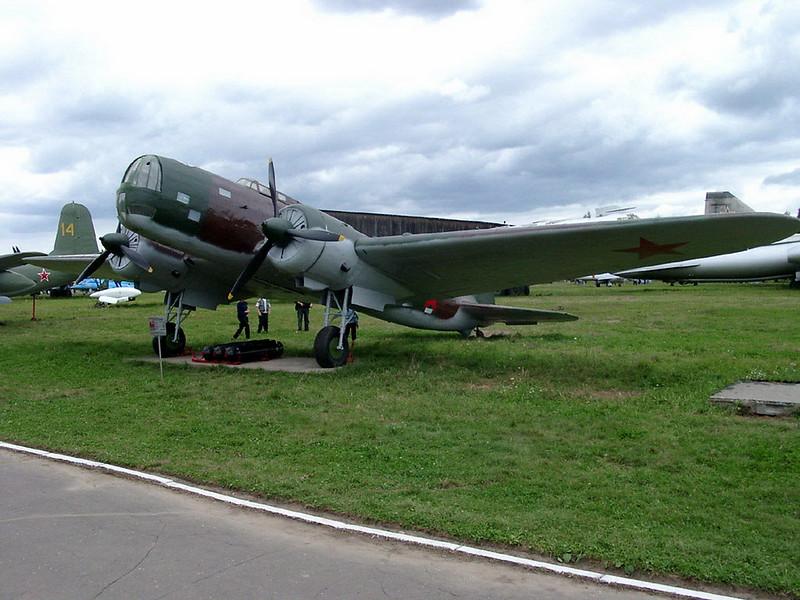 伊尔DB-3 4