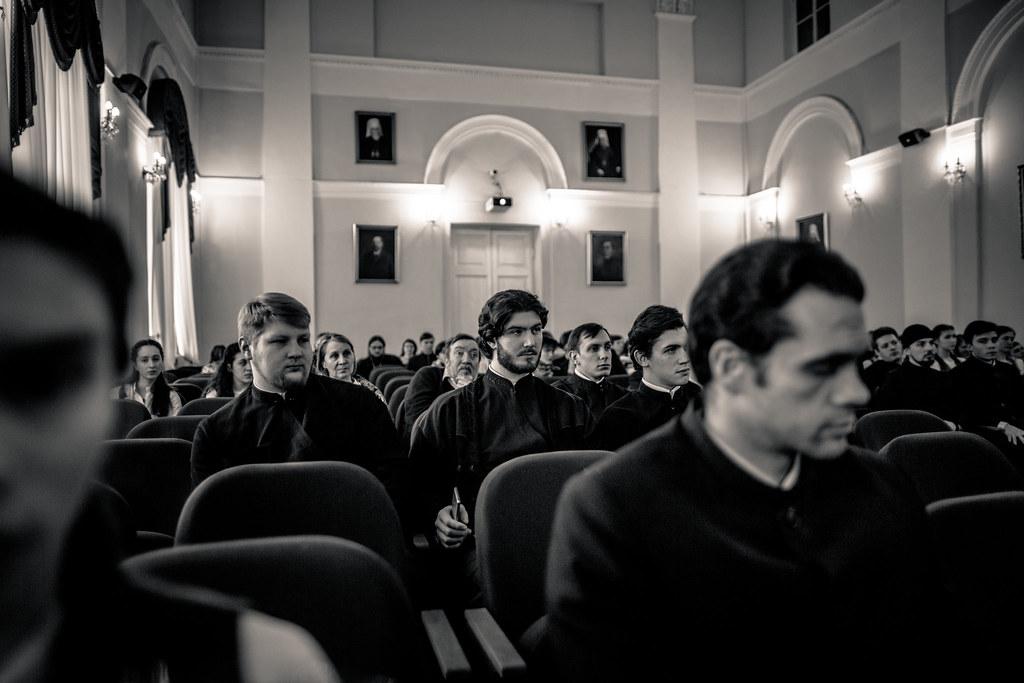 25 февраля 2018, Вечер в честь 30-летия Иконописного отделения/ 25 February 2018, Evening in honor of the 30th anniversary of the Iconpainting Department