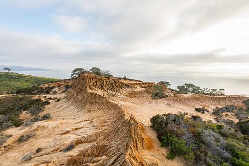 photosbymch landscape brokenhill torreypines torreypinesstatenaturereserve sandiego california usa 2017 sunset canon 5dmkiv arid cliffs pacificocean outdoors summer