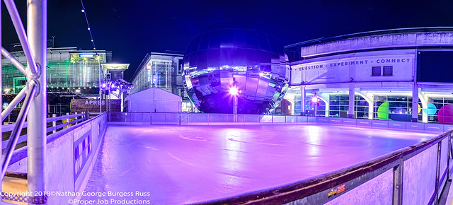 Ice Rink Panorama 2018