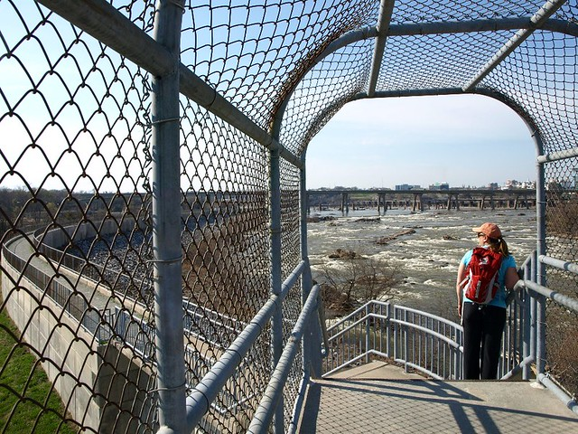 Richmond, VA | Riverfront Canal Walk | 2014.04.04
