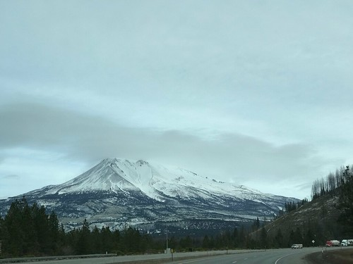 Travel - Mount Shasta