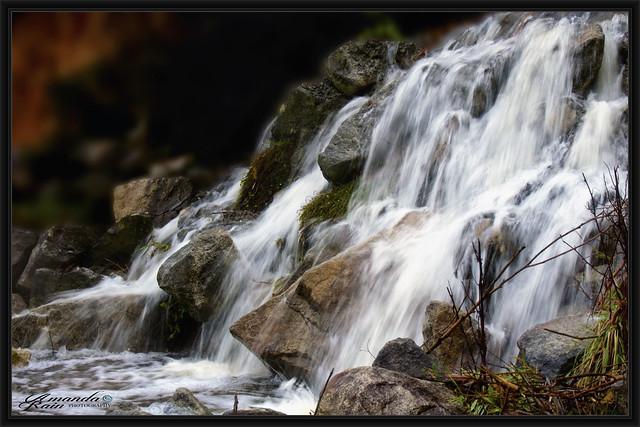 The Little Waterfall 1